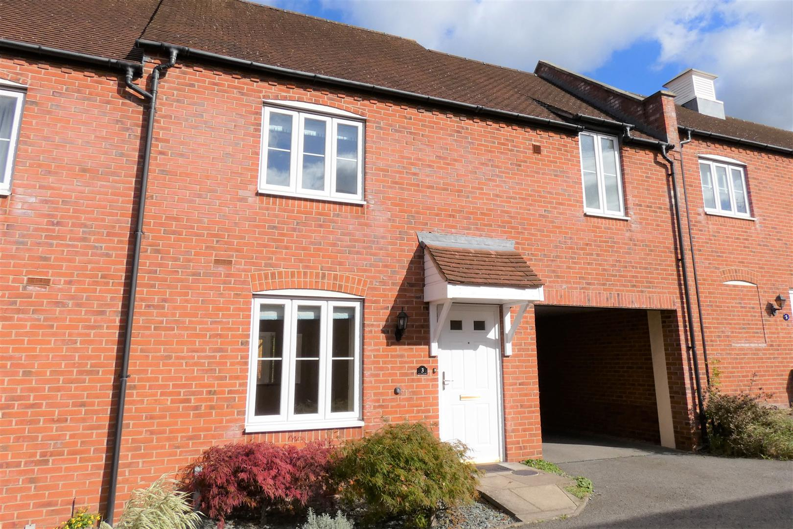 3 Bedrooms Terraced House for sale in Griffith Close, Stratford-Upon-Avon